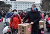 Wuhan, onde o coronavírus surgiu, alivia medidas de isolamento | Foto: Peng Ziyang | Xinhua