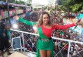 Daniela Mercury arrasta multidão no Campo Grande | Foto: Vitor Pontes | Divulgação