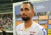 Artilheiro do Bahia no ano, Gilberto lamenta empate contra o Ceará | Foto: Divulgação | EC Bahia