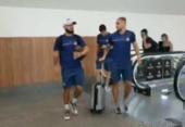 Bahia viaja a Teresina para duelo com o River na Copa do Brasil | Foto: Reprodução | Twitter