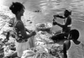 Abaeté das Ganhadeiras luta para recuperar status de ponto mágico | Foto: Arlindo Félix | Ag. A TARDE | 10.1.1990