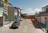 Imóvel pega fogo após crianças brincarem com isqueiro   Foto: Reprodução   Google Street View