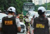 PM inicia operação nas rodovias durante o Carnaval | Foto: Elói Corrêa|GOVBA