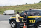 Veículos de carga e motos foram os que mais causaram acidentes em 2019 | Foto: Divulgação | PRF-BA