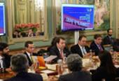 Em encontro com investidores, Maia afirma que está confiante na aprovação de reformas | Foto: Divulgação