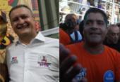 Rui e Neto animam folia da Barra. Campo Grande vem minguando | Foto: Aditlton Venegeroles e Felipe Iruatã | Ag. A TARDE