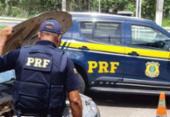 Servidor público é flagrado conduzindo carro roubado em Texeira de Freitas | Foto: Divulgação | PRF