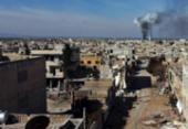 Ataque aéreo mata 29 soldados turcos na Síria | Foto: Aref Tammawi | AFP