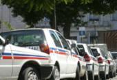 Táxis vão operar com bandeira 2 durante o Carnaval de Salvador | Foto: Carlos Casaes | Ag. A Tarde