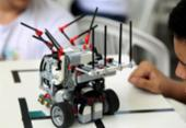Torneio de Robótica: cidades e tecnologia | Foto: Luciano Carcará | Ag. A TARDE