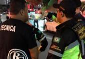 Motorista de trio elétrico é flagrado dirigindo alcoolizado em Salvador | Foto: Divulgação | Transalvador