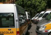 Transporte escolar vai passar por fiscalização | Foto: Bruno Concha | Secom