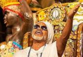 Brown é homenageado em desfile de escola de samba | Iza Campos | Divulgação
