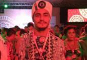 Danilo Mesquita curte férias em Salvador após novela | Yasmin Hohenfeld | Ag. A TARDE