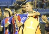 Bahia vence o Nacional e vai à 2ª fase da Sul-Americana | Divulgação | EC Bahia