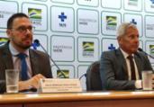 Casos suspeitos de coronavírus no Brasil caem para 2 | Pedro Paulo Souza | Ascom MS