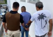 Suspeito de balear três pessoas no Carnaval é preso | Divulgação | SSP