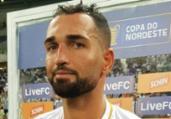 Artilheiro Gilberto lamenta empate contra o Ceará | Divulgação | EC Bahia