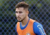Lateral João Pedro renova com Bahia até junho de 2021 | Felipe Oliveira | EC Bahia