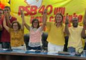 Cachoeira: vereadora do PSB é pré-candidata a prefeita | Foto: Divulgação / PSB