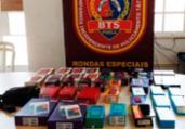 Eletrônicos roubados são recuperados em Salvador | Divulgação | SSP-BA