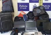 Dupla suspeita de roubar veículos é presa em Feira | Reprodução | Acorda Cidade