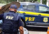 Servidor público é flagrado com carro roubado na Bahia | Divulgação | PRF