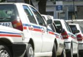 Táxis vão operar com bandeira 2 durante o Carnaval | Carlos Casaes | Ag. A Tarde