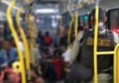 Operação conduz mais de 50 pessoas por vandalismo | Divulgação | SSP