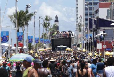 Veja a programação oficial dos circuitos do Carnaval de Salvador | Uendel Galter | Ag. A TARDE