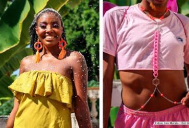 Lantejoulas, ombreiras e neon: fashionistas apostam na tendência do Carnaval 2020 | Divulgação