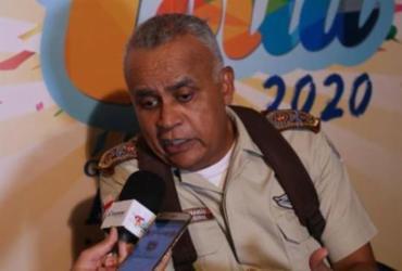 Comandante-geral rebate críticas de que PM da Bahia faz política de extermínio | Ag. A TARDE