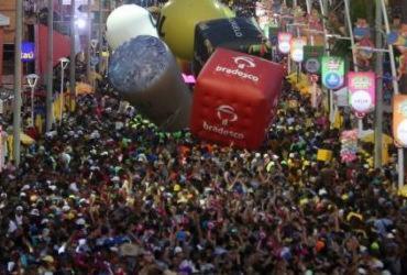 Quase 300 pessoas são vítimas de traumas na face durante o Carnaval | Raphael Muller | Ag. A TARDE