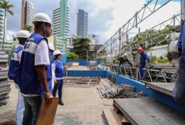 Estruturas do Carnaval têm até dia 11 para serem desmontadas | Divulgação
