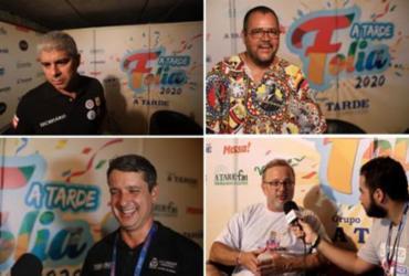 Grupo A TARDE amplia protagonismo na cobertura do Carnaval | Fotos: Felipe Iruatã, Raphael Muller, Igor Barreto e Fabio Bastos | Ag. A TARDE