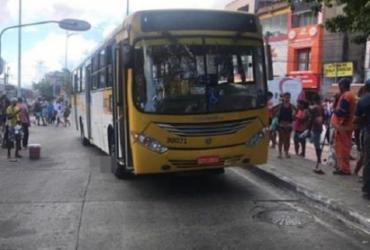 Idosa morre após ser atropelada por ônibus na Avenida Suburbana | Reprodução