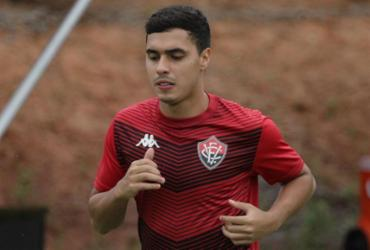 Com Alisson Farias, elenco do Vitória se reapresenta na Toca do Leão | Letícia Martins | EC Vitória