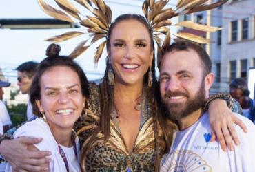 Ivete Sangalo mostra sua força como grande destaque do carnaval de Salvador |