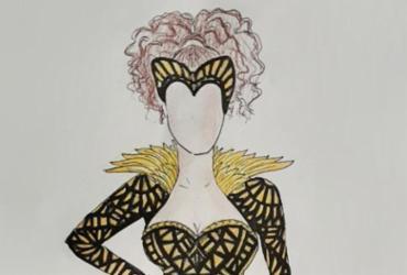 Margareth Menezes usará figurinos inspirados na Rainha Nefertiti e Olodum | Reprodução