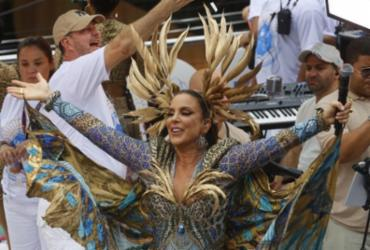 Veja imagens do último dia de Carnaval no Campo Grande |