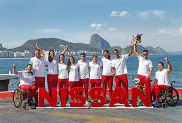 Atletas olímpicos comemoram apoio e vão em busca das últimas vagas | Nissan | Divulgação