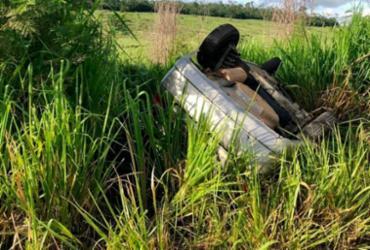 Duas pessoas morrem e outras duas ficam feridas após acidente na BA-263 | Reprodução | Blog do Anderson