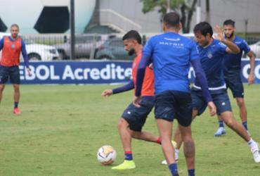 Sem tempo para ressaca, Bahia decide vaga na Sul-Americana nesta quarta-feira | Felipe Santana | EC Bahia | Divulgação
