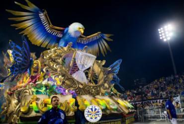 Águia de Ouro é campeã do Carnaval de São Paulo | Reprodução