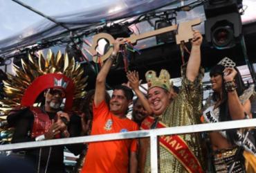 Já é Carnaval, cidade! Veja fotos desta quinta-feira |
