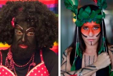 Etnia não é fantasia! O problema das fantasias de índio e 'nega maluca' no Carnaval | Reprodução
