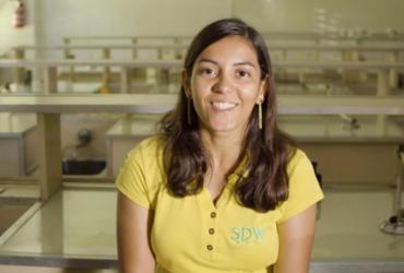 Jovem cientista baiana fala sobre premiação que recebeu da ONU | Divulgação