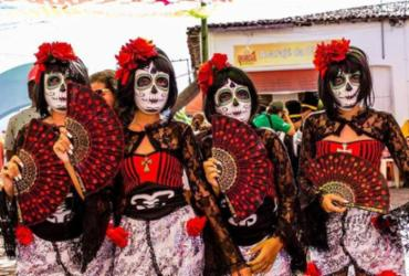 Fantasias marcam a tradição no Carnaval de Maragogipe