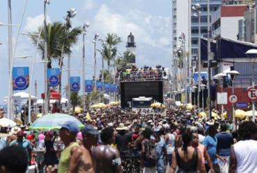 Saiba como agir em caso de importunação sexual no carnaval | Uendel Galter | Ag. A TARDE