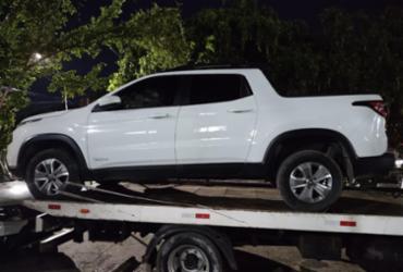 Operação policial descobre esquema de clonagem e envio de carros em Salvador | Divulgação | SSP